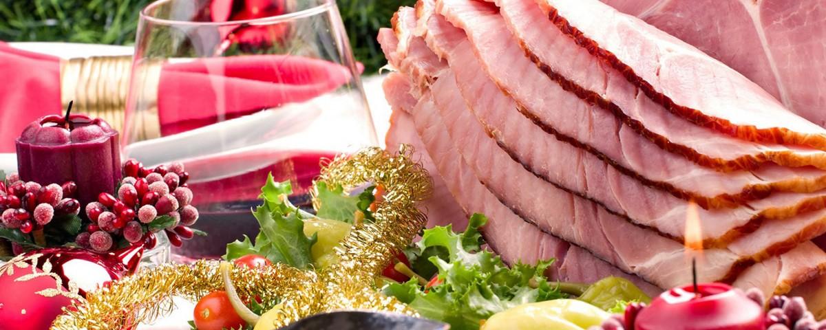 Новый год колбаса